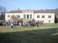 Otevření muzeí
