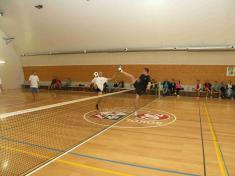 Nohejbalový turnaj o pohár starosty obce