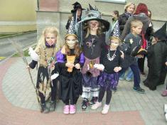 Čarodějnický rej 2015