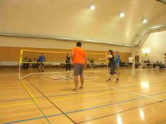 II. ročník turnaje v badmintonu