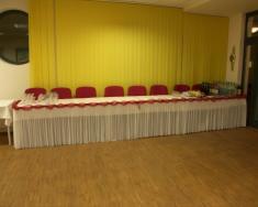 Společenský sál v přízemí