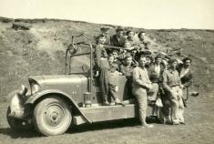 Fotogalerie - Z historie našich hasičů