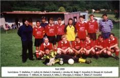 Fotogalerie - Fotbalový oddíl